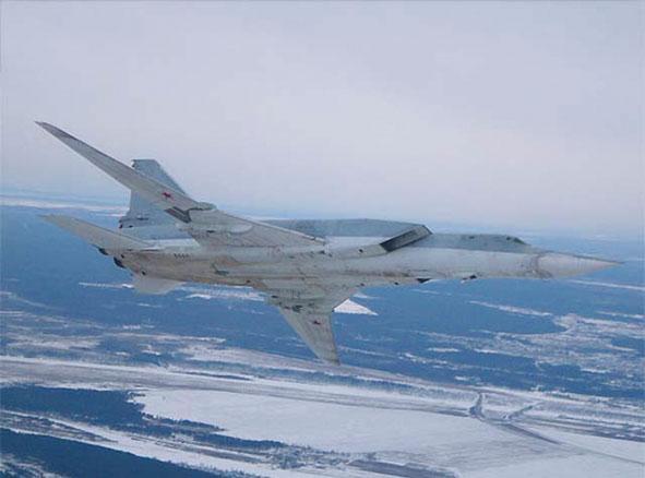 Россия создаст самолет для патрулирования Арктики
