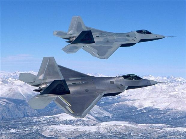 ПАК ФА против F-22
