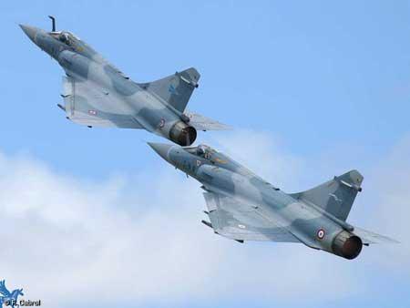 Истребители Harrier попали на американское